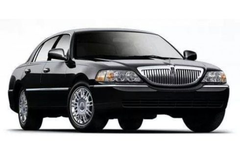 2011 Lincoln Town Car Sedan Limo 7 Available Ch Bus Sales